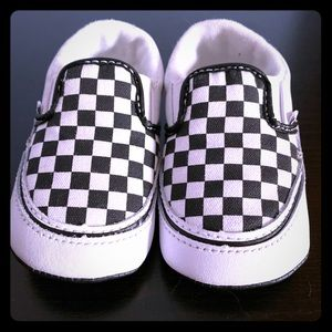 Vans Infant classic slip on size 4.0